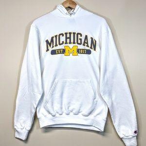 University of Michigan Champion Hoodie